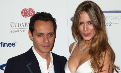 Marc Anthony: Engaged to Shannon de Lima!