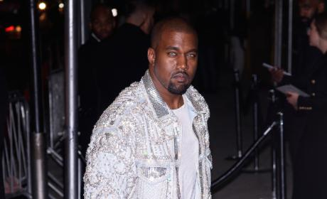 Kanye West Studio Robbed in THIRD Kardashian Clan Hit This Month