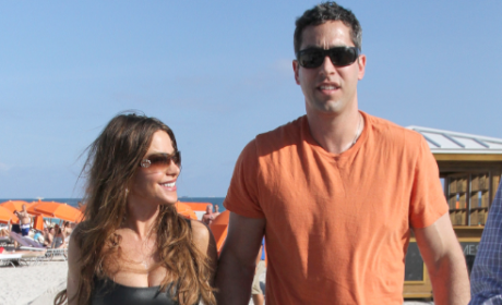 Sofia Vergara and Nick Loeb: On the Rocks?