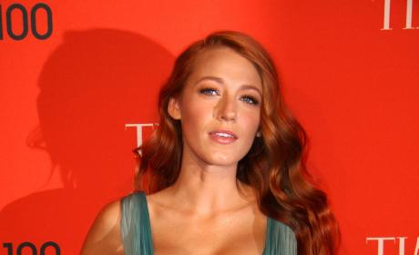 What's Blake Lively's best hair color?