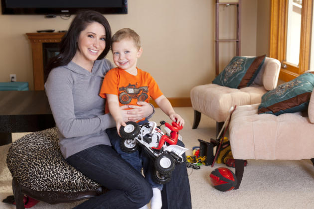 Bristol Palin and Tripp