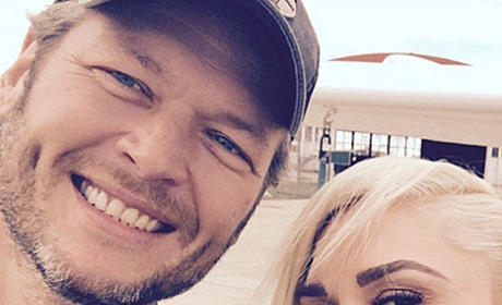 Blake Shelton and Gwen Stefani: Flaunting Romance on The Voice?