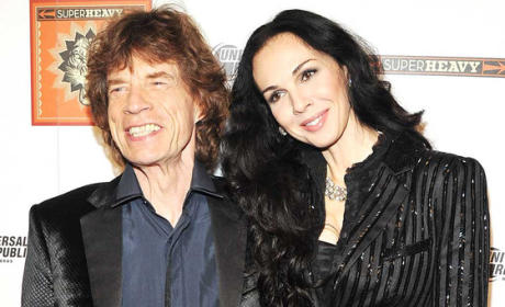 "Mick Jagger Statement on L'Wren Scott: Rocker ""Struggling to Understand"" Tragedy"