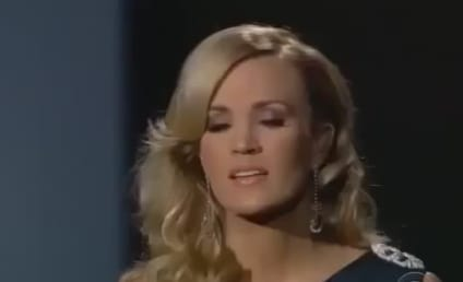 "Carrie Underwood Emmy Performance: Singer Honors JFK, The Beatles With ""Yesterday"""