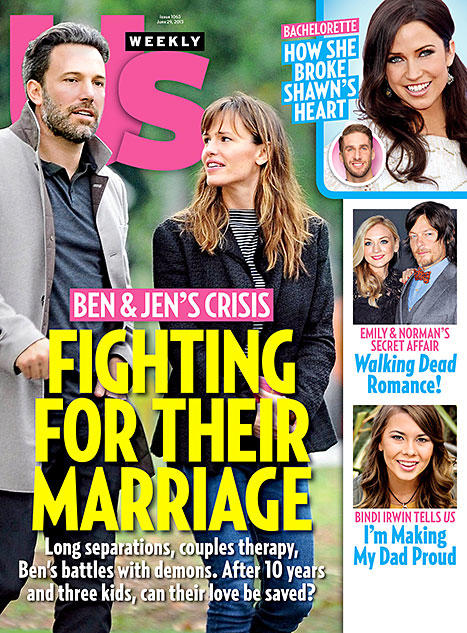Ben affleck and jennifer hoard divorce