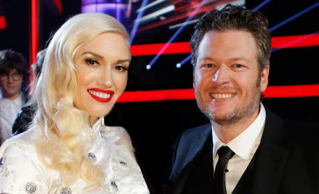 Gwen Stefani and Blake Shelton: It's Heating Up!!!