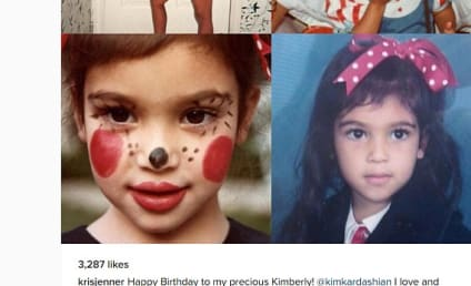 Kim Kardashian Sweet Sixteen Photo: See the Birthday Girl in EPIC Throwback!