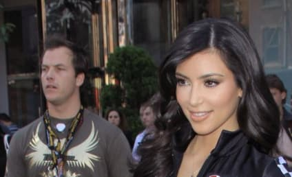 Reggie Bush to Kim Kardashian: Slim Down, Girl!