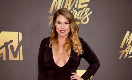 Kailyn Lowry: 2016 MTV Movie Awards