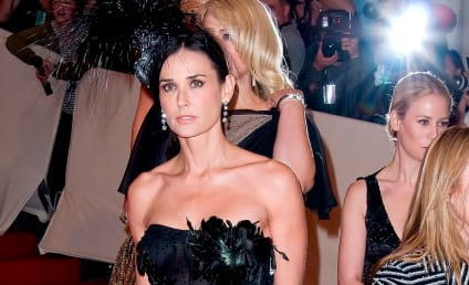 Friends Express Concern Over Demi Moore, Weight Loss