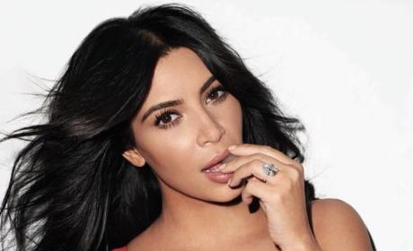Kim Kardashian Loves Gay Marriage, Hates Guns