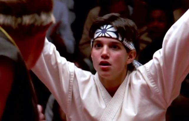 Karate Kid Ralph Macchio Crane 23 Celebrities You Tho...