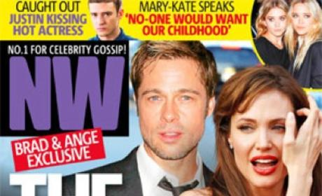 Brad Pitt: (Not) Reaching Out to Jennifer Aniston!
