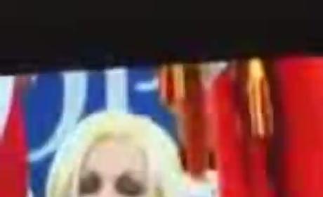 Cyndi Lauper Pulls a Christina Aguilera, Botches National Anthem Lyric