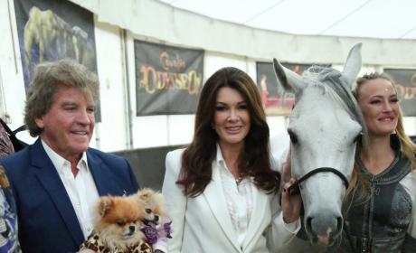 Ken Todd and Lisa Vanderpump: Cavalia's 'Odysseo' Opening Night