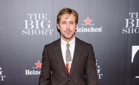 "Ryan Gosling: ""The Big Short"" New York Premiere"