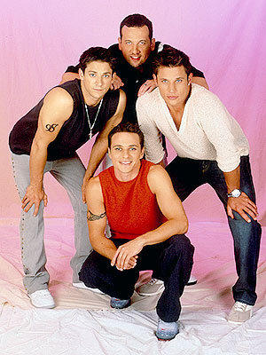 98 Degrees Pic