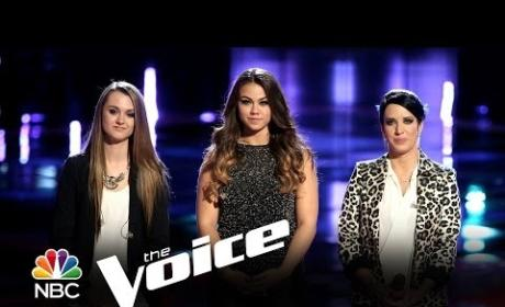 The Voice Top 10 Instant Save, Elimination