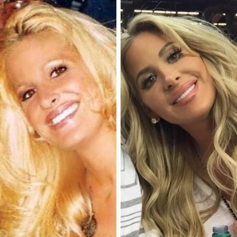 Kim Zolciak Shares A Pic Of Her Daughter Kaia Rose Giving ...