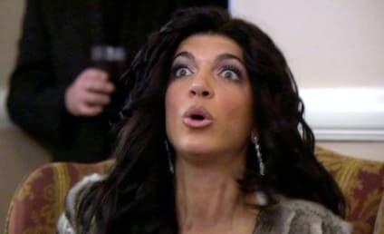 Teresa Giudice Laughs Off Danielle Staub Lawsuit