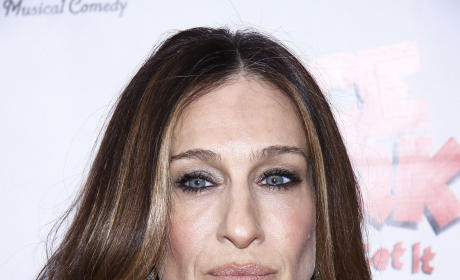 Do you prefer Sarah Jessica Parker with brown or blonde hair?