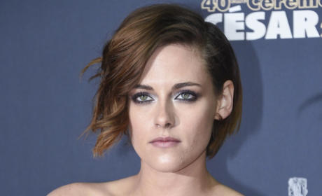 Happy 25th Birthday, Kristen Stewart!