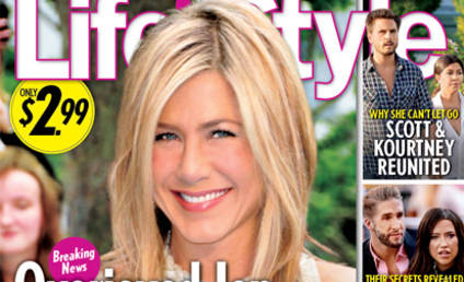 Jennifer Aniston Has Totally (Not) Adopted a Baby Girl!