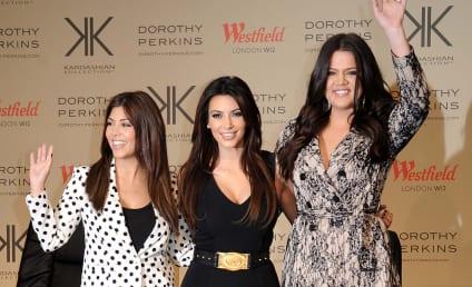 Khloe Sends Thanks, Gushes Over Kim Kardashian Daughter
