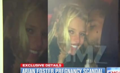 Arian Foster Sued by Mistress: He's Demanding I Get an Abortion!