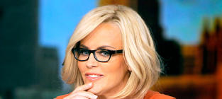 What do you think of Jenny McCarthy on The View?