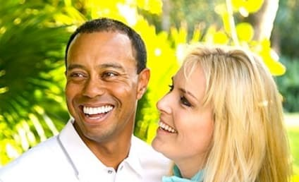 Lindsey Vonn: I'm Dating Tiger Woods!