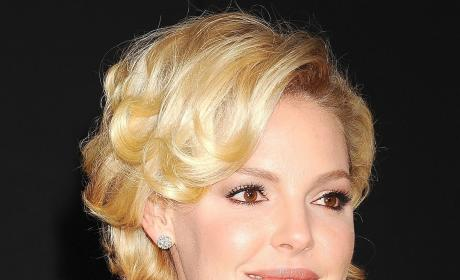Celebrity Hair Affair: Katherine Heigl Back to Blonde