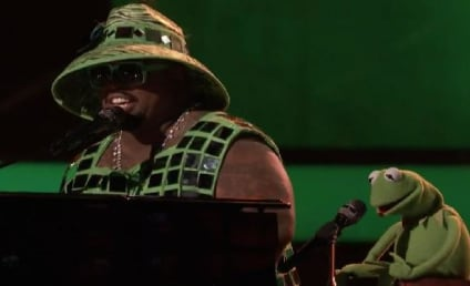 Cee Lo Green and Kermit the Frog Perform on The Voice: Watch, Smile Now!