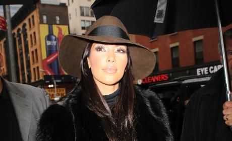 Kim Kardashian: Ready to Date in NYC!
