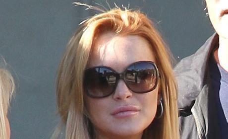 D.A. Won't Let Lindsay Lohan Rehab Fight Slide