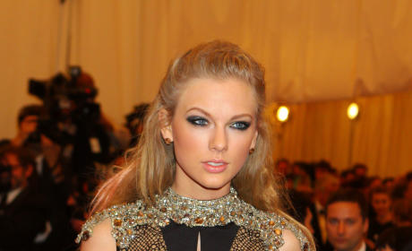 Taylor Swift at the MET