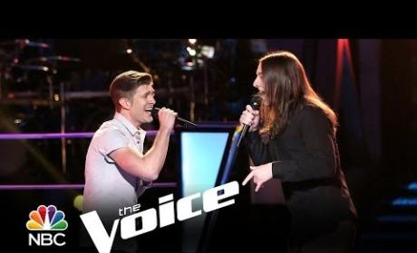 "Stevie Jo vs. Jake Barker: ""Higher Love"" (The Voice)"