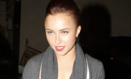 Hayden Panettiere Steps Out with Harry Morton
