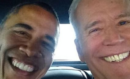 Joe Biden Joins Instagram, Posts First Selfie with Barack Obama