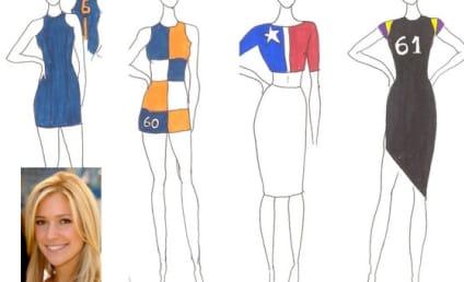 Kristin Cavallari: NFL Women's Apparel Designer