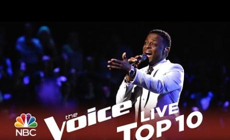 Damien - You and I (The Voice Top 10)