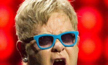 Elton John SLAMS Janet Jackson: I'd Rather See a Drag Queen!!