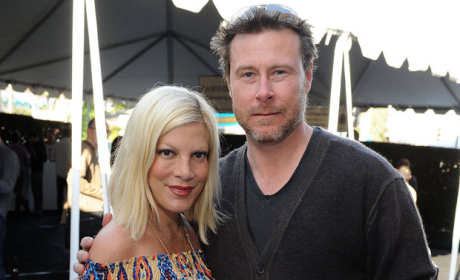 Dean McDermott: STILL Cheating on Tori Spelling?!