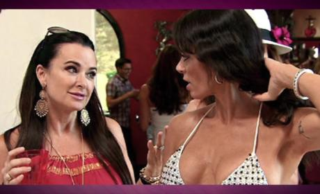 Carlton Gebbia on Kyle Richards: Bigot, Trash with No Moral Compass!