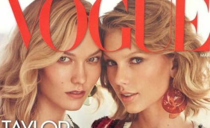 Taylor Swift, Karlie Kloss Cover Vogue, Arm Wrestle Each Other in Hilarious Video!