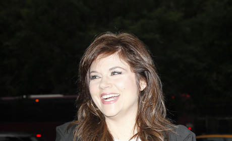 Tiffani Thiessen Leaves Bayside High School Behind