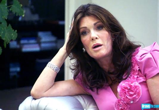 Lisa Vanderpump Face