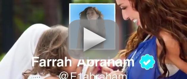 Farrah Abraham - Blowin'