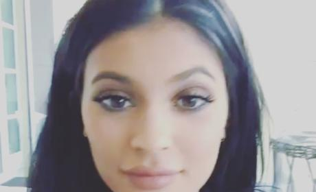 Kylie Jenner Impersonates Kim Kardashian: WATCH
