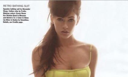 Megan Fox is Alluring